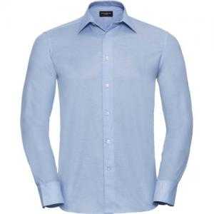 Chemise homme oxford manches longues